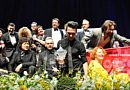Bart Hassam from Australia is World Champion Floral Art 2019