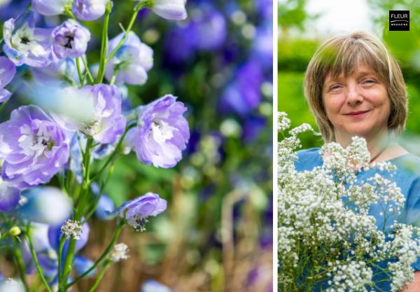 Fleur Créatif@Home Magazine, Special Springtime: Get to know florist Martine Meeuwssen.