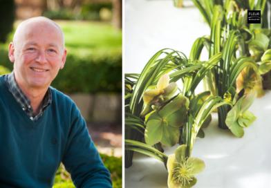 Fleur Creatif Magazine: Floral Interview with floral designer Geert Pattyn